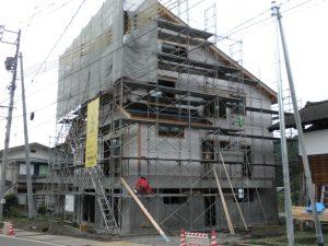 長野県栄村 石澤邸